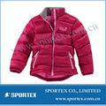 2013 OEM chaqueta de relleno caliente de la venta para las mujeres, chaqueta del invierno, LM-PJ13001