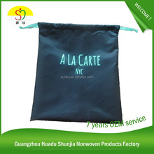 Top Quality Eco-friendly 190T Polyester Drawstring Bag Polyester Bag