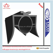 China supplier CO waterproof car door rubber seal ,seal strip, container seal