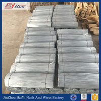 art and crafts electro galvanized cut wire