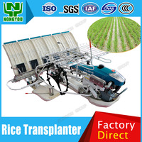 Factory Direct Transplanter Hand Operated Seeder Machine 6 Rows 2ZS-6A