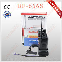 popular flashlight BF-666S mobile phone with walkie talkie