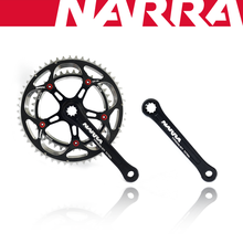 2015 New Road Bicycle High Strength Aluminum Alloy Chainwheel & Crank