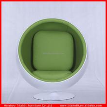 CH3001 Fiberglass Ball Chair Eero Aarnio Ball Chair Replica