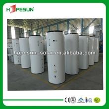 Hopesun& de almacenamiento de seguridad solar a presión del tanque de agua