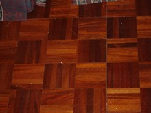 factory-sales Art Surafce HDF Handscraped parquet Laminate Flooring&composite floor