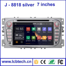 Android car dvd player 8818 7 inch built in bluetooth with A2DP for hands free call
