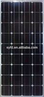 High efficiency 100W Watt solar panels (TUV.MCS,CE,ROHS) factory directly