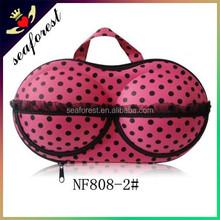Eco-friendly travel EVA bra storage bag underware bag