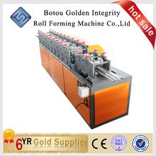 760 shutter door roll forming machine shuttering plates machinery