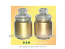 Gold cooper Powder for paint ,inks,textile printings etc.