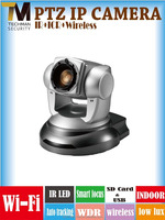 ANC-808PMB PTZ IP Camera with WDR Pro and Smart focus and Step focus
