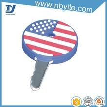 Funny cartoon shaped smart key covers