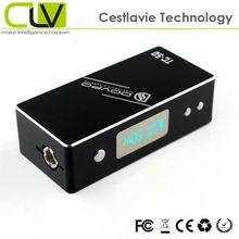 200-600F temperature control variable volt watt TC BOX MOD mini 50W dovpo mod b