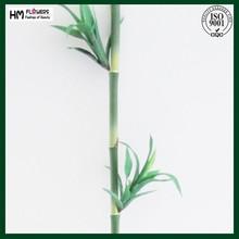 Plantas artificiales falsos decoración de bambú