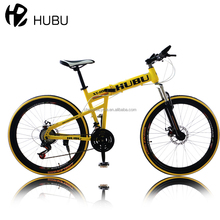 2015 New style Folding Mountain Bike 26,hummer folding bike/hummer bicycle from china