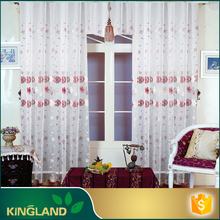 MT 8002 Indian style curtain embroidery curtain drapery stock curtain