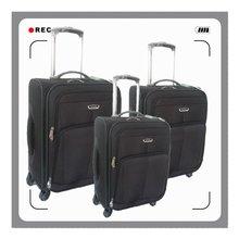 2012 Exclusive Looking 1680D Spinner Wheels Aluminum Trolley Luggage