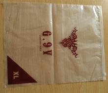 Chinese factory t-shirt plastic bag on roll, t shirt bag