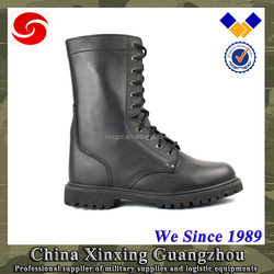 8 inches high suede upper Split leather PU Sole Military Boots