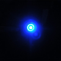 Factory Low Price High Power 3w 450nm Royal Blue LED