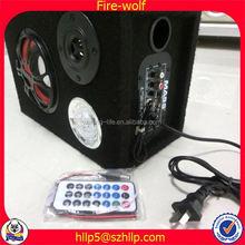High Quality Bluetooth Speaker Portable Wireless Car Subwoofer 15 Inch Speaker Box