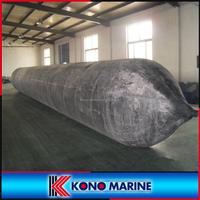 Ship Launching AirBag Supplier High Bearing Rubber Marine Airbag