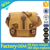 china factory supplier 2015 mens genuine leather messenger bags