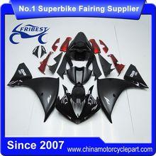 FFKYA006 China Fairings Motorcycle For R1 2009 2010 2011 Matt Black