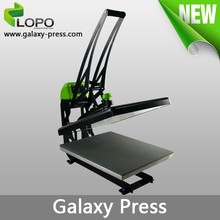 hottest sale manufacturer T-shirt auto-open heat press machine from Lopo