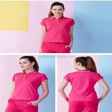 Suntex Dri Fit Shirts Wholesale Women Tight Running Shirt