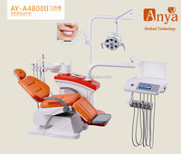 folding dental unit dental chair Foshan Anya Medical dental chair plastic cover