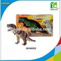 nuevo estilo de simulación eléctrica auténticos niños dinosaurio juguetes para la venta jb048002
