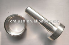High precision maching parts with/out plating