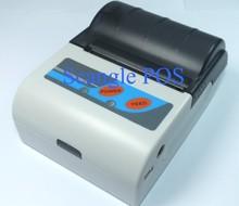 Casilla de verificación portátil impresora de código de barras de la impresora mini impresora portátil