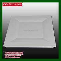new product well-type square Aluminum metal false ceiling