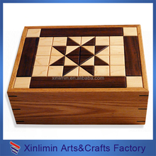 Luxury popular design wood fruit crates for packaging