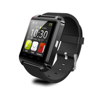 u8 blutooth smart watch + time display + answer call + music display + notifier + anti lost + barometer + pedometer +altimeter