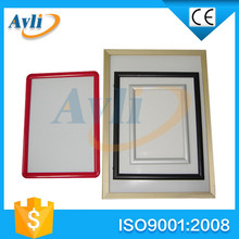 2015 new stlye hot sale cheaper aluminium picture poster frame