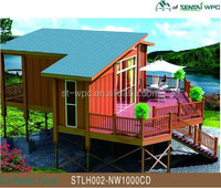 High Quality Eco WPC portable homes for sale