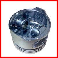 Truck Engine Nissan FD46 Piston, Nissan Piston 12010-0T302, Nissan piston kit made in China