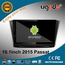 ugode U9 Android HD10.1inch Car Radio for vw passat Volkswagen