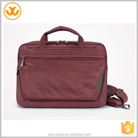 Top quality nylon trolley red custom business laptop bag