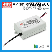 Meanwell PCD-16-700 16W Single Output 700mA AC Dimmable LED Power Supply