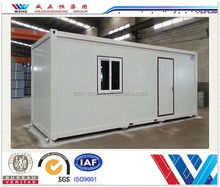 Customized design trailer houses container modern shipping container houses usa