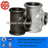 types of electrical galvanized cast fittings