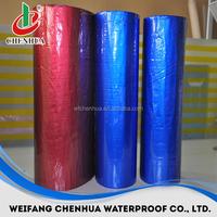 china 1.2mm bitumen self adhesive flashing tape for roofing