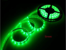 good quality Outdoor use waterproof RGB and single color battery powered led strip lights for cars