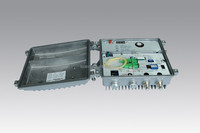 CATV optical receiver TON6800F LED dual outputs Fiber Optical Node CATV optical receiver