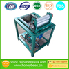 Durable electric beeswax foundation machine